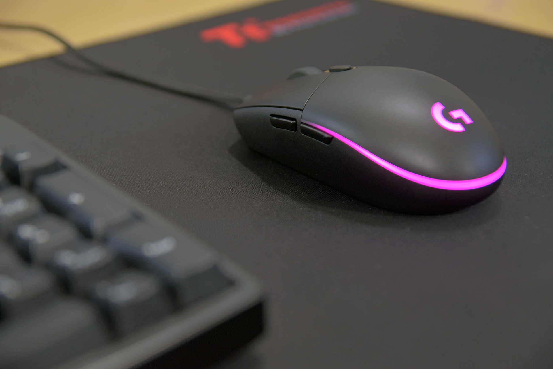 Logitech G Pro Gaming Mouse Review | All aboard the HYPE