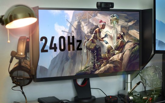 What's it Like to Game on a 240Hz Monitor?